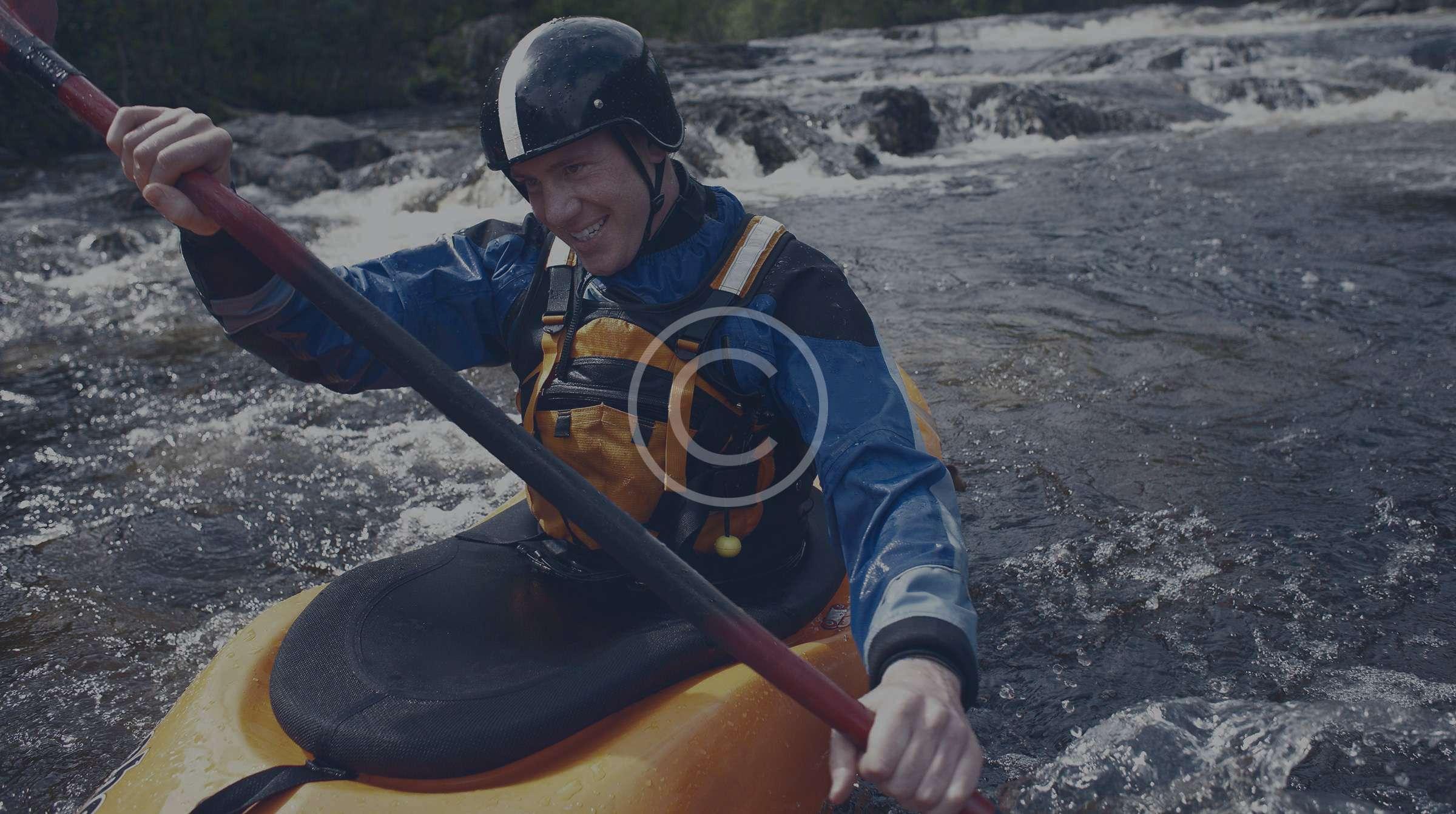 Rapid Progression Beginner Kayak Course
