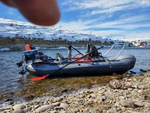 River Rat Fishing Boats